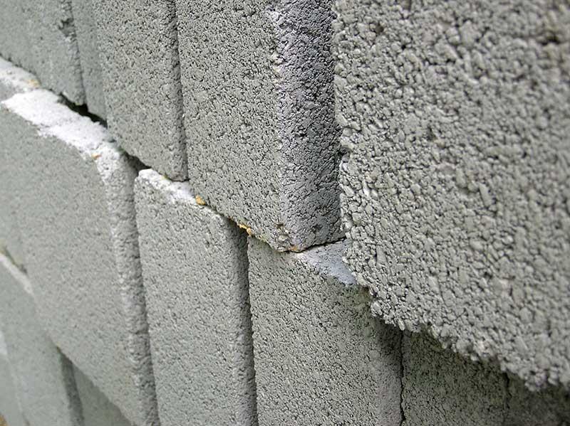 Ячеистый легкий бетон