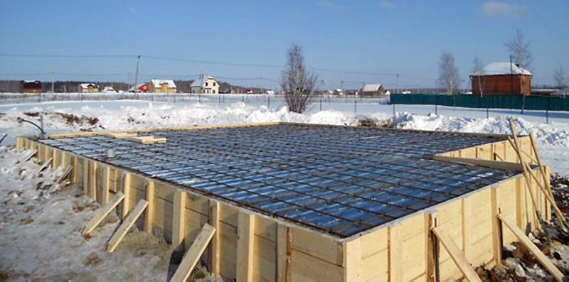 Опалубка для бетонной конструкции