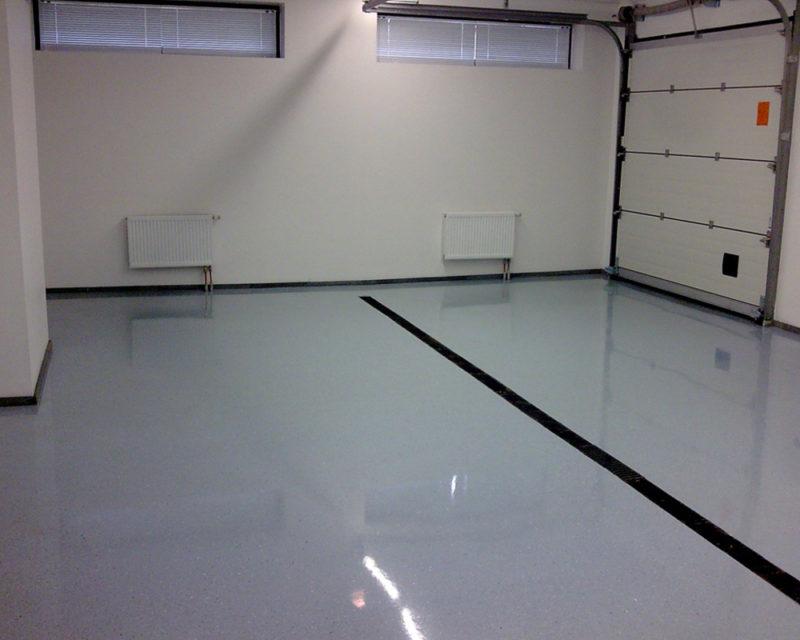 защитное покрытие бетонного пола