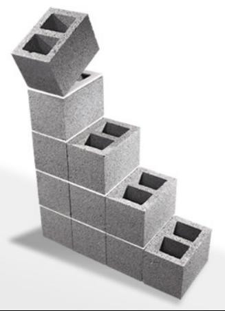 Сборные блоки