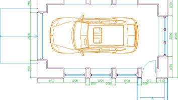 Проект для одного автомобиля