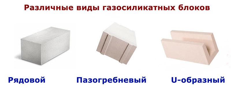 Отличия блоков