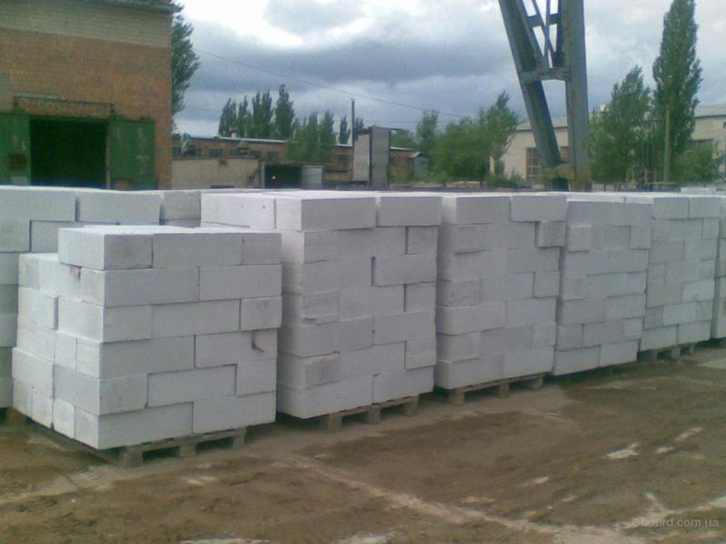 газобетонные блоки для строительства частного дома