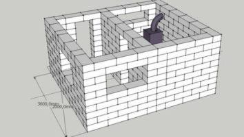 Бани из керамзитобетона - доступное решение