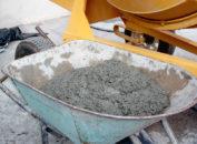 Готовый бетонный раствор