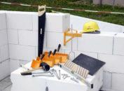 Инструменты для дома из газосиликатных блоков